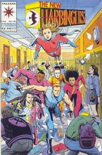 Cover Thumbnail for Harbinger (Acclaim, 1992 series) #26