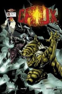 Cover Thumbnail for Crux (CrossGen, 2001 series) #21