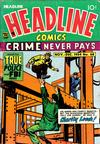 Cover for Headline Comics (Prize, 1943 series) #v10#2 (68)