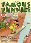 Cover for Famous Funnies (Eastern Color, 1934 series) #57
