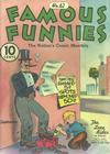 Cover for Famous Funnies (Eastern Color, 1934 series) #62