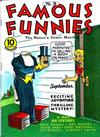 Cover for Famous Funnies (Eastern Color, 1934 series) #74