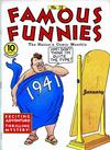 Cover for Famous Funnies (Eastern Color, 1934 series) #78