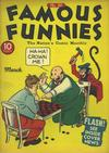 Cover for Famous Funnies (Eastern Color, 1934 series) #80