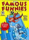Cover for Famous Funnies (Eastern Color, 1934 series) #87