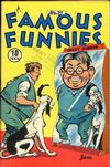 Cover for Famous Funnies (Eastern Color, 1934 series) #119