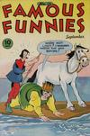 Cover for Famous Funnies (Eastern Color, 1934 series) #134