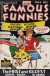 Cover for Famous Funnies (Eastern Color, 1934 series) #180