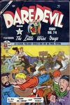 Cover for Daredevil Comics (Lev Gleason, 1941 series) #74