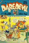 Cover for Daredevil Comics (Lev Gleason, 1941 series) #85