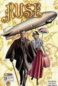 Cover Thumbnail for Ruse (CrossGen, 2001 series) #15