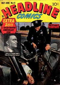 Cover Thumbnail for Headline Comics (Prize, 1943 series) #v5#5 (41)