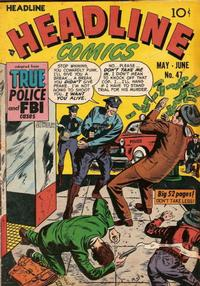 Cover Thumbnail for Headline Comics (Prize, 1943 series) #v6#5 (47)