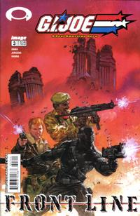 Cover Thumbnail for G.I. Joe: Frontline (Image, 2002 series) #3