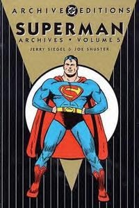 Cover Thumbnail for Superman Archives (DC, 1989 series) #5