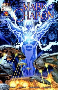 Cover Thumbnail for Mark of Charon (CrossGen, 2003 series) #1