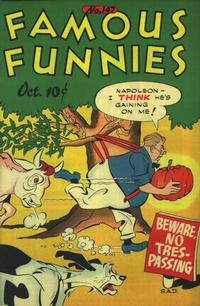 Cover Thumbnail for Famous Funnies (Eastern Color, 1934 series) #147