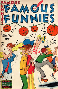 Cover Thumbnail for Famous Funnies (Eastern Color, 1934 series) #171