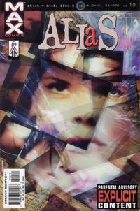 Cover for Alias (Marvel, 2001 series) #10