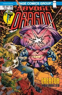 Cover Thumbnail for Savage Dragon (Image, 1993 series) #96