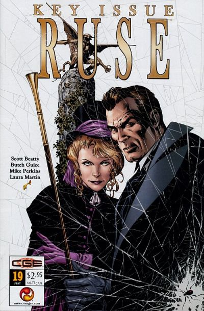 Cover for Ruse (2001 series) #19