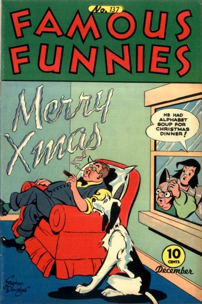 Cover for Famous Funnies (1934 series) #137