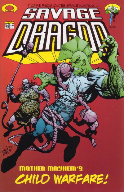 Cover for Savage Dragon (Image, 1993 series) #102