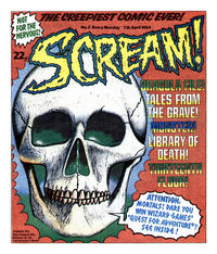 Cover Thumbnail for Scream! (IPC, 1984 series) #3