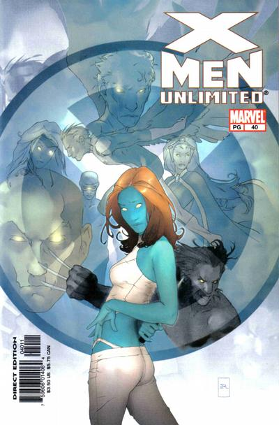 Cover for X-Men Unlimited (Marvel, 1993 series) #40
