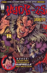 Cover Thumbnail for HYDE-25 (Harris Comics, 1995 series) #0