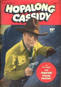 Cover Thumbnail for Hopalong Cassidy (Fawcett, 1946 series) #8