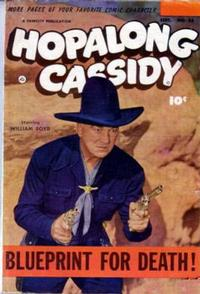 Cover Thumbnail for Hopalong Cassidy (Fawcett, 1946 series) #83