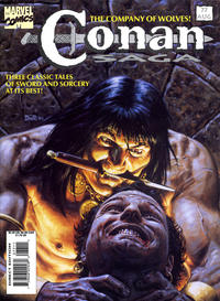 Cover Thumbnail for Conan Saga (Marvel, 1987 series) #77