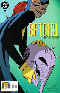 Cover Thumbnail for Batgirl Year One (DC, 2003 series) #2