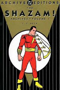 Cover Thumbnail for The Shazam! Archives (DC, 1992 series) #1