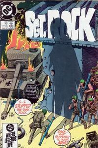 Cover Thumbnail for Sgt. Rock (DC, 1977 series) #398