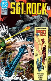 Cover Thumbnail for Sgt. Rock (DC, 1991 series) #15