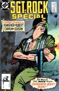 Cover Thumbnail for Sgt. Rock Special (DC, 1988 series) #3