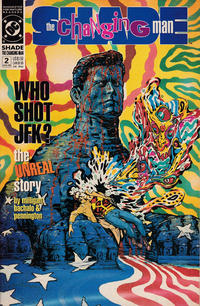 Cover Thumbnail for Shade, the Changing Man (DC, 1990 series) #2