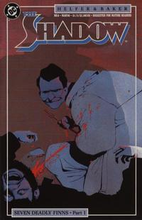 Cover Thumbnail for The Shadow (DC, 1987 series) #8