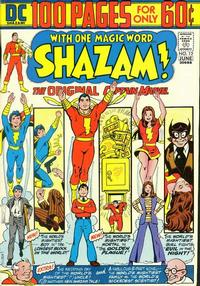 Cover Thumbnail for Shazam! (DC, 1973 series) #12