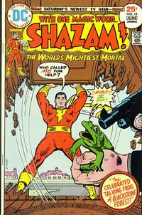 Cover Thumbnail for Shazam! (DC, 1973 series) #18