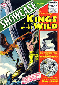 Cover Thumbnail for Showcase (DC, 1956 series) #2