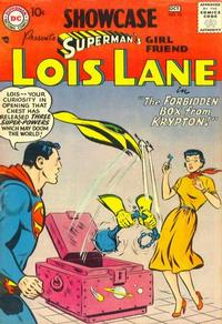 Cover Thumbnail for Showcase (DC, 1956 series) #10