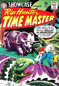 Cover Thumbnail for Showcase (DC, 1956 series) #25