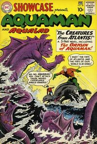 Cover Thumbnail for Showcase (DC, 1956 series) #30