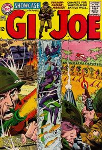 Cover Thumbnail for Showcase (DC, 1956 series) #53