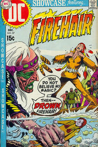 Cover Thumbnail for Showcase (DC, 1956 series) #87