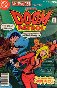 Cover Thumbnail for Showcase (DC, 1977 series) #96