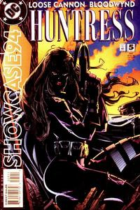 Cover Thumbnail for Showcase '94 (DC, 1994 series) #5